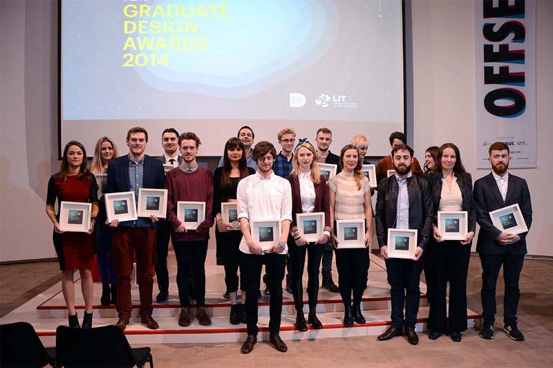 It's been a good year / 2014 Awards / Institute Designers Ireland Graduate Awards