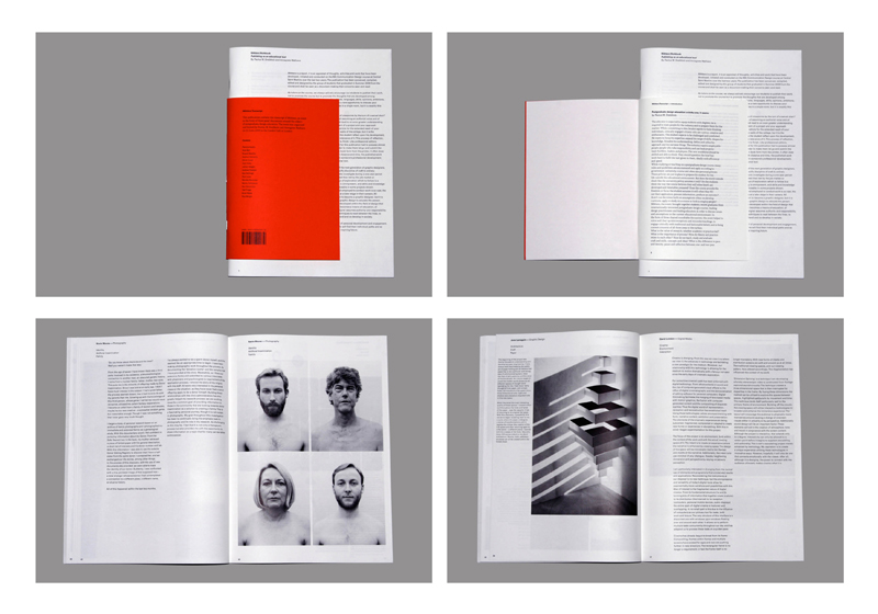 MAtters Publication | Editorial Design, Type Design, Assistant Editor
