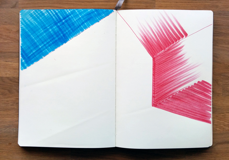 Sketch Book | Mark Making