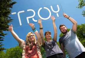 TROY STUDIO IDENTITY LAUNCH AT IMERICK SCHOOL OF ART AND DESIGN