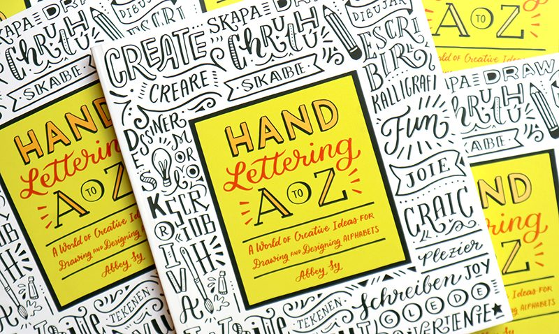 Hand-Lettering-Book